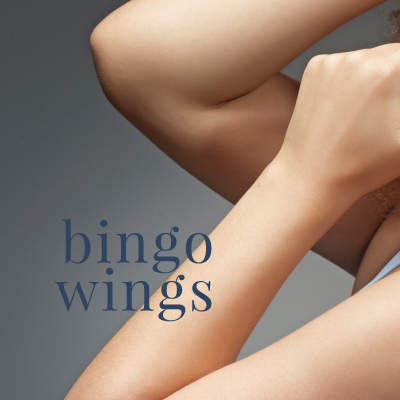 Bingo wings – Lipo and skin tightening for arms